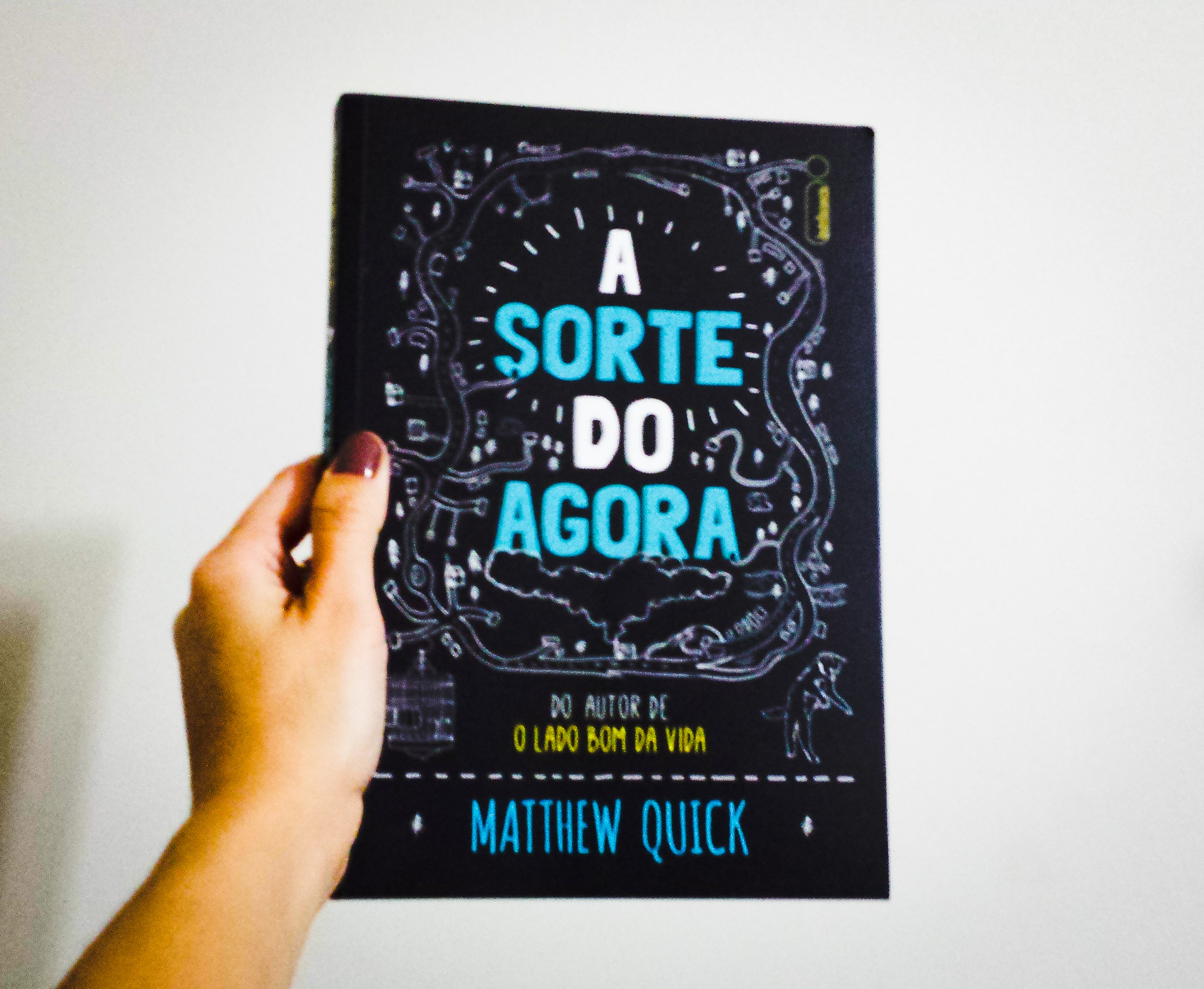 A Sorte Do Agora De Matthew Quick O Que é Ser Normal Sobre